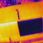 UAV Aerial Works Drone Inspection Thermal