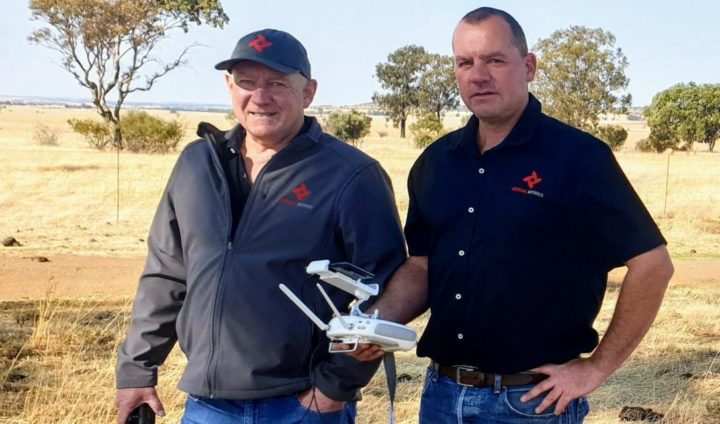 Flying High in the Free State by putting Drones on the Map