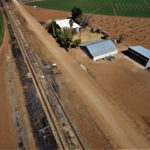 UAV Aerial Works Agriculture Drone Survey Zonation map