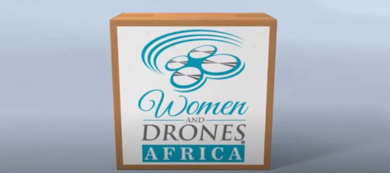 Women and Drones Africa Fire Side Chat with Kim James of UAV Aerial Works